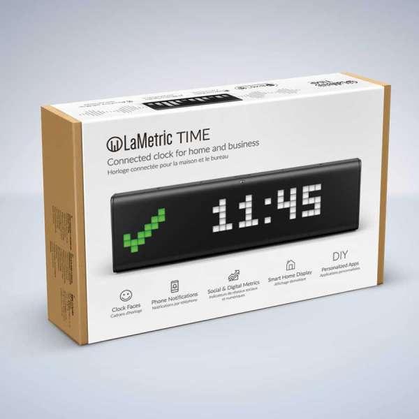 LaMetric Time Akıllı Entegre Masaüstü Saat