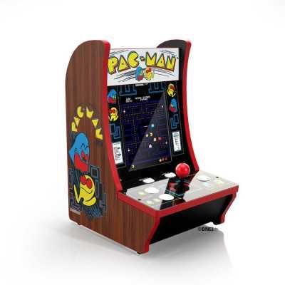 ARCADE1UP - Arcade Mini Pacman Lisanslı Masaüstü Oyun Konsolu