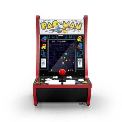 Arcade1Up Mini Pacman Lisanslı Masaüstü Oyun Konsolu - Thumbnail