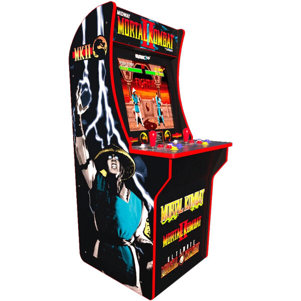 Arcade Mortal Combat Lisanslı Oyun Konsolu