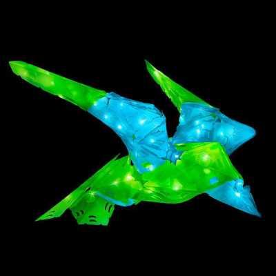 Creatto Dragon Ejderha Birleştirilebilir Led Aydınlatma - Thumbnail