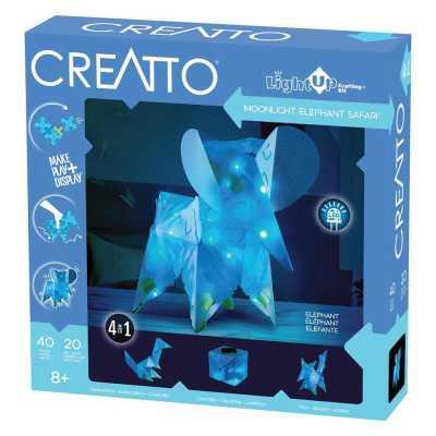 CREATTO - Creatto Elephant Fil Birleştirilebilir Led Aydınlatma