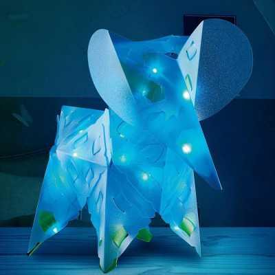 Creatto Elephant Fil Birleştirilebilir Led Aydınlatma - Thumbnail