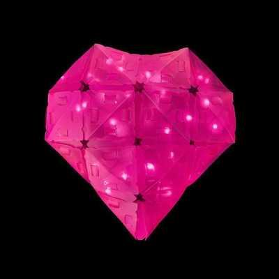 Creatto Love Kalp Birleştirilebilir Led Aydınlatma - Thumbnail