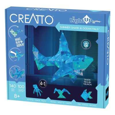 CREATTO - Creatto Shark Köpek Balığı Birleştirilebilir Led Aydınlatma