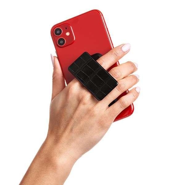HANDLstick ANIMAL BLACK CROC Stand Özellikli Telefon Tutucu