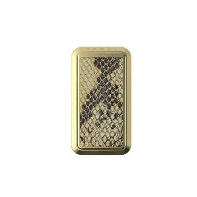 HANDLstick ANIMAL GOLD SNAKESKIN Stand Özellikli Telefon Tutucu - Thumbnail