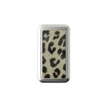 HANDLstick ANIMAL SNOW LEOPARD Stand Özellikli Telefon Tutucu - Thumbnail