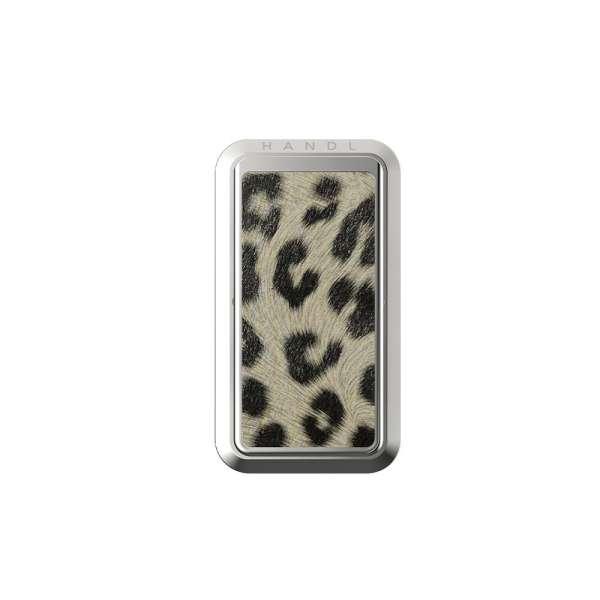 HANDLstick ANIMAL SNOW LEOPARD Stand Özellikli Telefon Tutucu