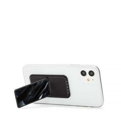 HANDLstick BLACK MARBLE Stand Özellikli Telefon Tutucu - Thumbnail