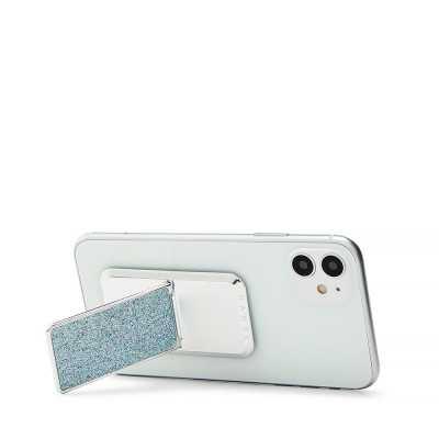 HANDLstick GLITTER MINT Stand Özellikli Telefon Tutucu - Thumbnail