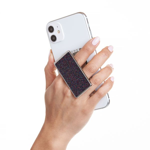 HANDLstick GLITTER PURPLE Stand Özellikli Telefon Tutucu
