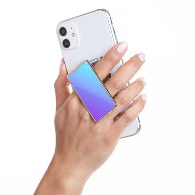 HANDL New York - HANDLstick IRIDESCENT BLUE/PURPLE Stand Özellikli Telefon Tutucu