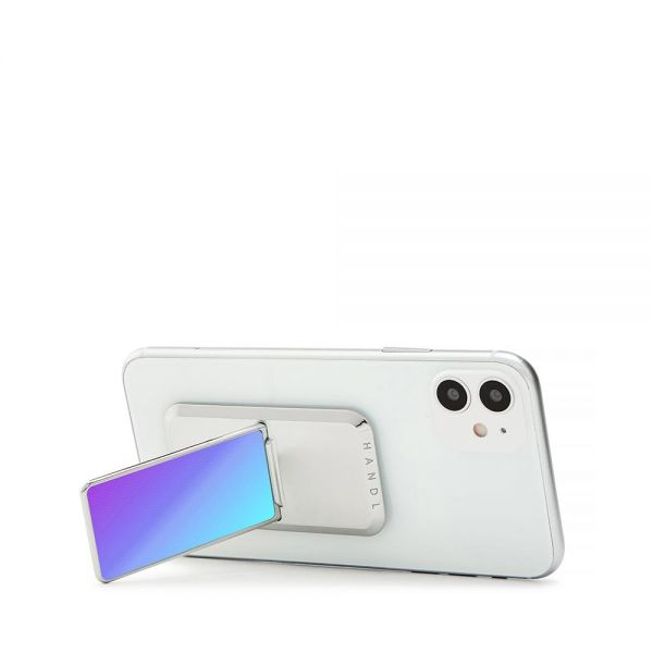 HANDLstick IRIDESCENT BLUE/PURPLE Stand Özellikli Telefon Tutucu