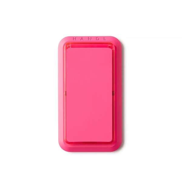 HANDLstick NEON PINK Stand Özellikli Telefon Tutucu
