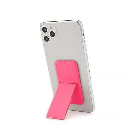 HANDLstick NEON PINK Stand Özellikli Telefon Tutucu - Thumbnail