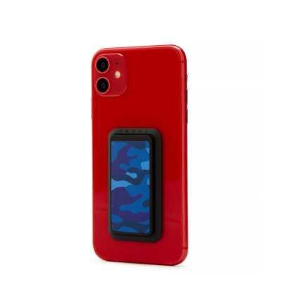 HANDLstick PRINT CAMO NAVY Stand Özellikli Telefon Tutucu - Thumbnail