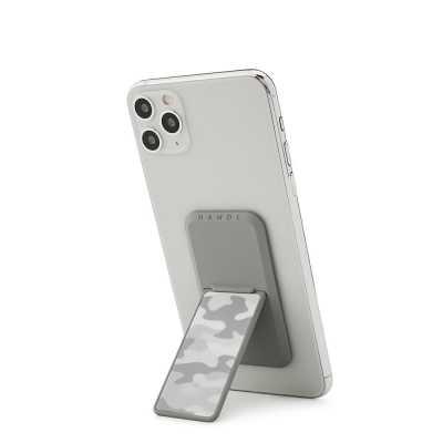 HANDLstick PRINT CAMO WHITE ARCTIC Stand Özellikli Telefon Tutucu - Thumbnail