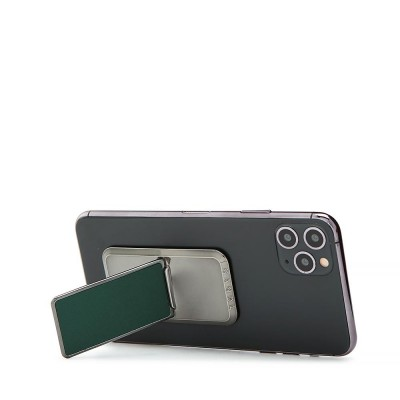 HANDLstick SOLID MIDNIGHT GREEN Stand Özellikli Telefon Tutucu - Thumbnail