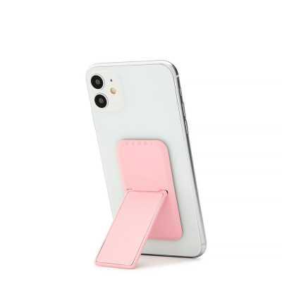 HANDLstick SOLID MILLENIUM PINK Stand Özellikli Telefon Tutucu - Thumbnail
