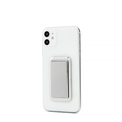 HANDLstick SOLID SILVER Stand Özellikli Telefon Tutucu - Thumbnail
