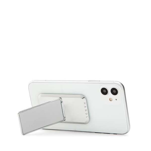 HANDLstick SOLID SILVER Stand Özellikli Telefon Tutucu