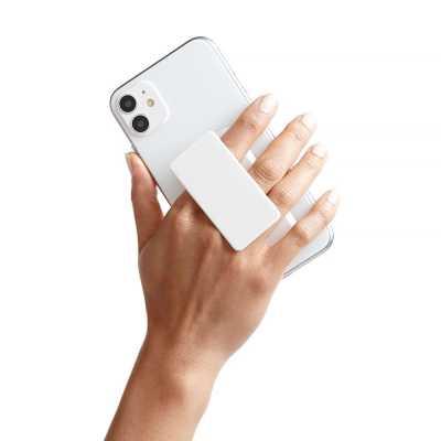 HANDL New York - HANDLstick SOLID WHITE Stand Özellikli Telefon Tutucu