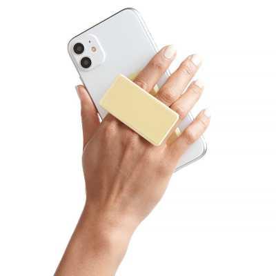 HANDL New York - HANDLstick SOLID YELLOW Stand Özellikli Telefon Tutucu