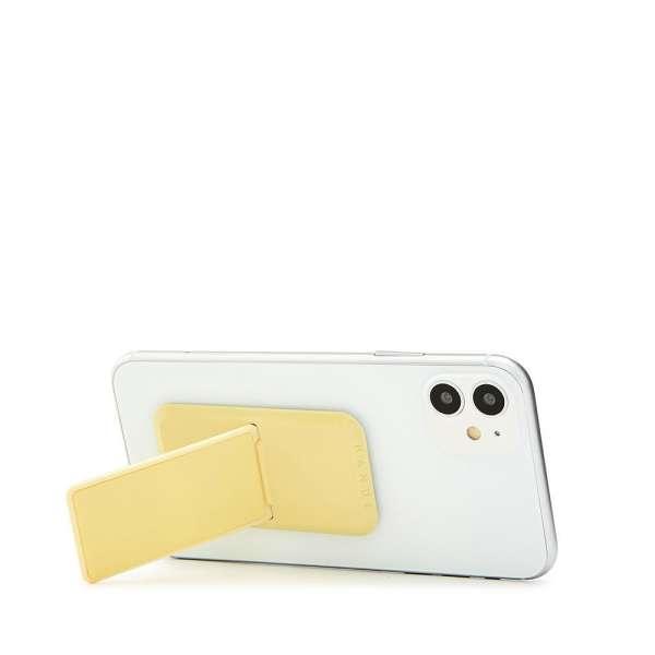 HANDLstick SOLID YELLOW Stand Özellikli Telefon Tutucu