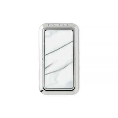 HANDLstick WHITE MARBLE Stand Özellikli Telefon Tutucu - Thumbnail