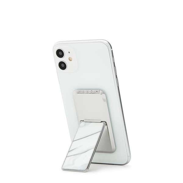 HANDLstick WHITE MARBLE Stand Özellikli Telefon Tutucu