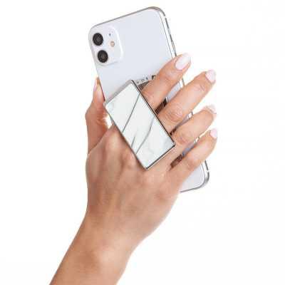 HANDL New York - HANDLstick WHITE MARBLE Stand Özellikli Telefon Tutucu
