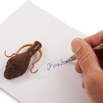 Harry Potter Lisanslı Firebolt Levitating Pen - Thumbnail