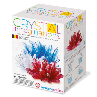 IMAGINE STATION - Crystal Imaginations Kristal Yetiştirme Kiti