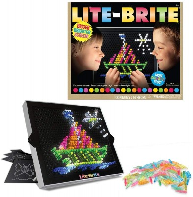 Lite-Brite Ultimate Classic Işıklı Retro Oyuncak - Thumbnail
