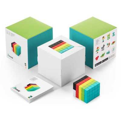 PIXIO-100 İnteraktif Mıknatıslı Manyetik Blok Oyuncak - Thumbnail