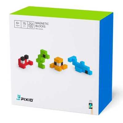 PIXIO - Pixio Mini Ocean İnteraktif Mıknatıslı Manyetik Blok Oyuncak