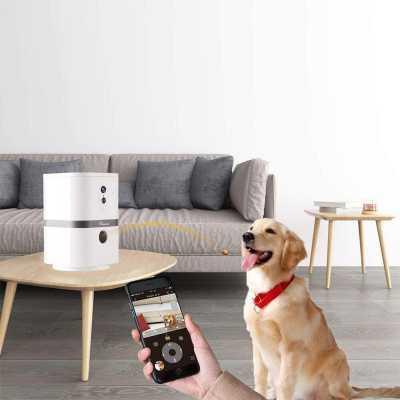 Petalk AI II Evcil Hayvan Kamerası - Thumbnail
