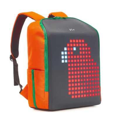 PIX - Pix Mini Carrot Led Ekranlı Akıllı Sırt Çantası