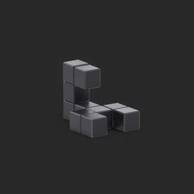 Pixio Black Scorpio İnteraktif Mıknatıslı Manyetik Blok Oyuncak - Thumbnail