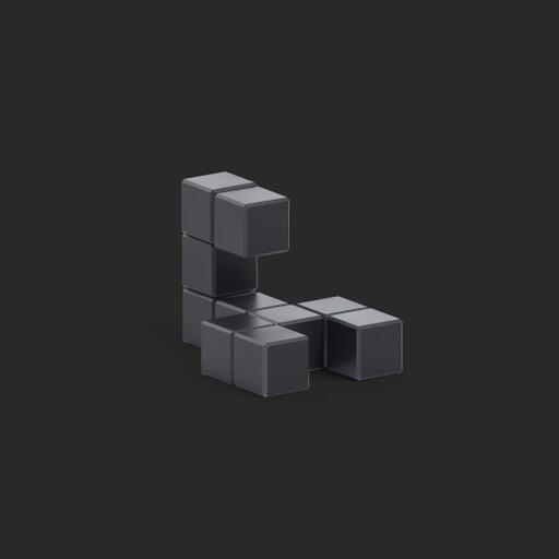 Pixio Black Scorpio İnteraktif Mıknatıslı Manyetik Blok Oyuncak
