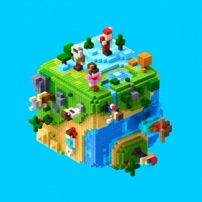Pixio Surprise Mini Figures İnteraktif Mıknatıslı Manyetik Blok Oyuncak - Thumbnail