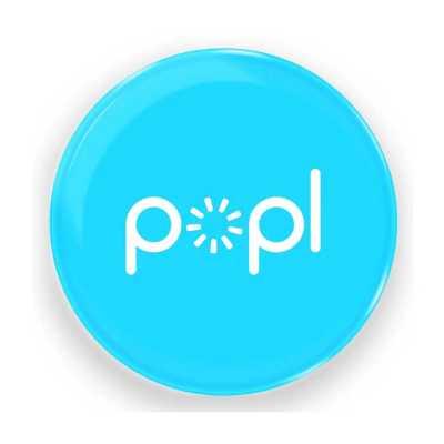 POPL - POPL Blue Dijital Kartvizit
