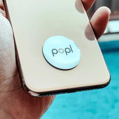 POPL White Dijital Kartvizit - Thumbnail