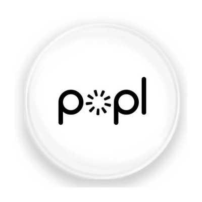 POPL - POPL White Dijital Kartvizit