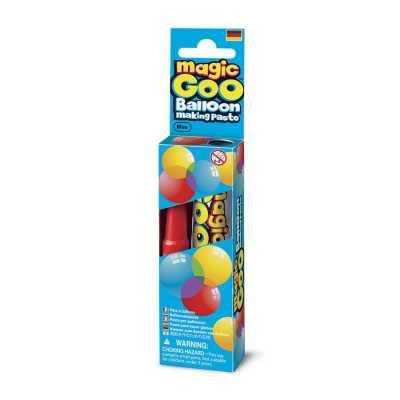 IMAGINE STATION - Magic Goo Balloon Making Paste Blue Sihirli Balon Macunu