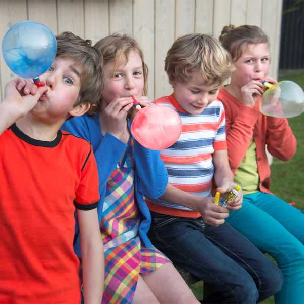 Magic Goo Balloon Making Paste Red Sihirli Balon Macunu