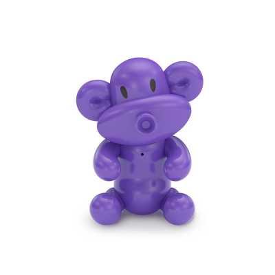 Moose Toys - Squeakee Minis İnteraktif Balon Oyuncak Billo The Monkey