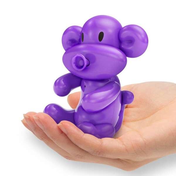 Squeakee Minis İnteraktif Balon Oyuncak Billo The Monkey