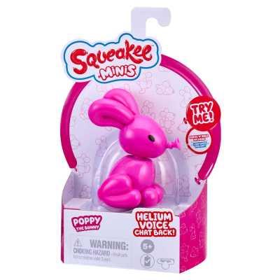 Squeakee Minis İnteraktif Balon Oyuncak Poppy The Bunny - Thumbnail